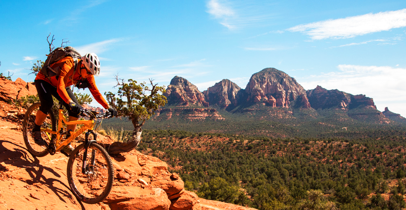popular mountain biking trails